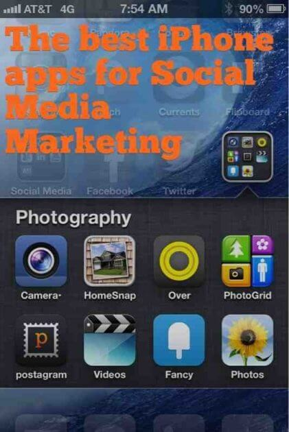 iphone app marketing the best iphone apps for social media marketing 1218
