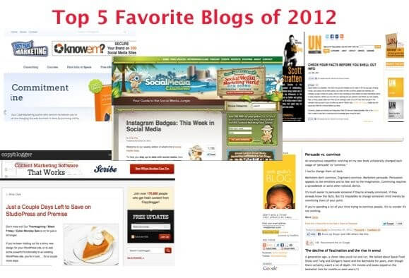 Online Marketing Help: Get the Advice from the Pros and Makers of Top Blogs