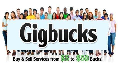 Earn as a marketer via Gigbucks as part of online marketing ideas.