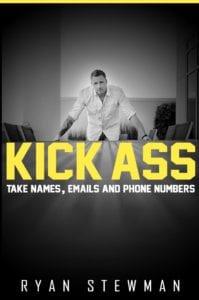 kick ass book cover