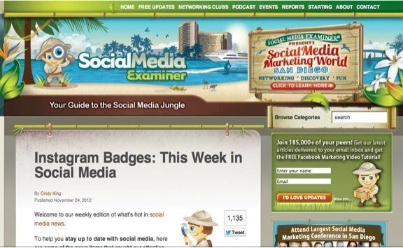 socialmedia examiner