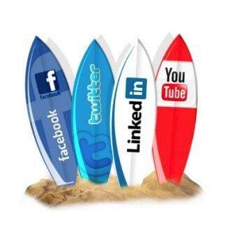 the social media branding