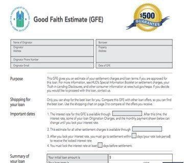 $500 GFE Guarantee