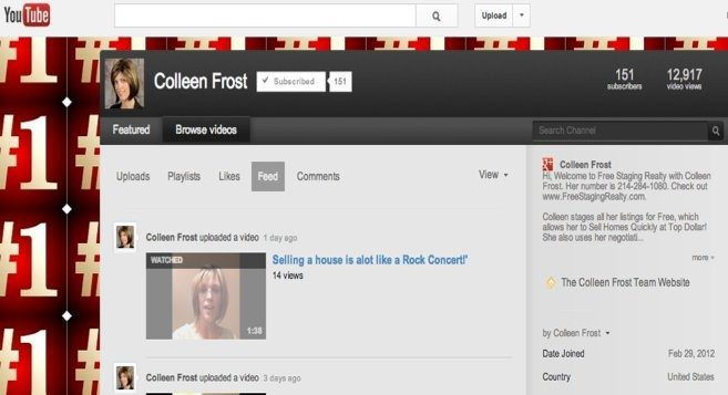 Colleen Youtube