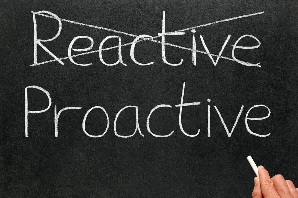 proactive selling