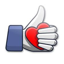 fb heart