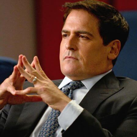 Why Billionaire Mark Cuban Says Saving Money Is A Bad Idea