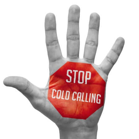 Taking The COLD Out Of Cold Calling