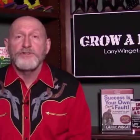 Book Review: Grow A Pair – Larry Winget