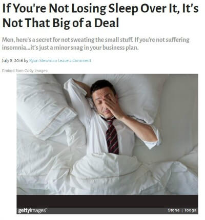 gmpsleep