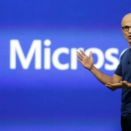 Microsoft's CEO Just Sold His Employees on the Importance of Staying Focused