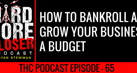 how to bankroll your business on a budget