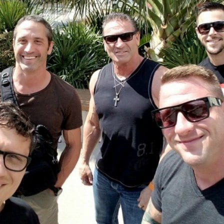 What I Learned From Hanging Out With Ken Shamrock, Guy Mezger and David Goggins